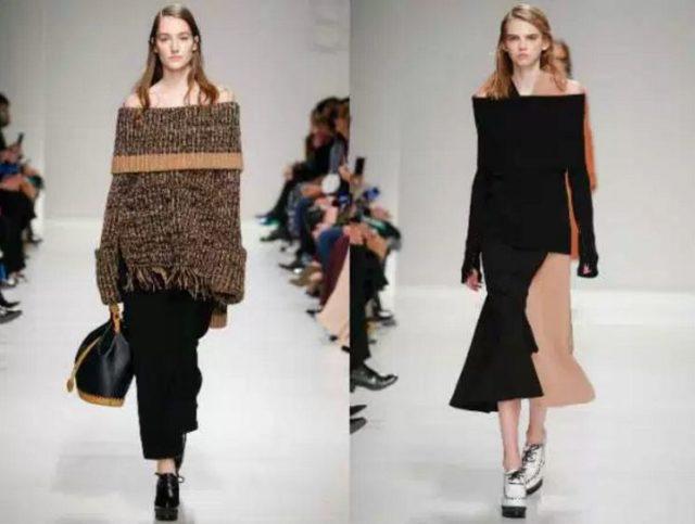 Новые тенденции 2017 модные женские свитера.