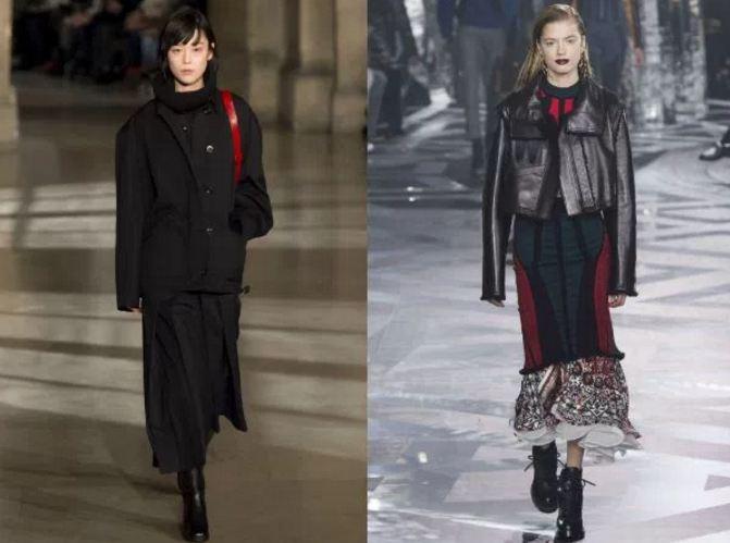 модные тенденции женской одежды 2017