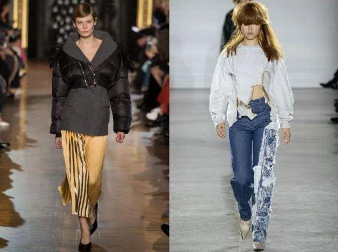 мода 2017 года фото в женской одежде