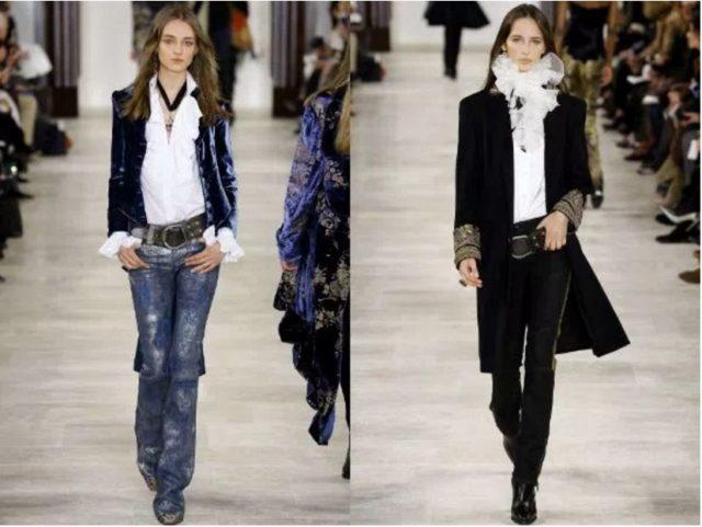 модные джинсы 2017 женские фото весна