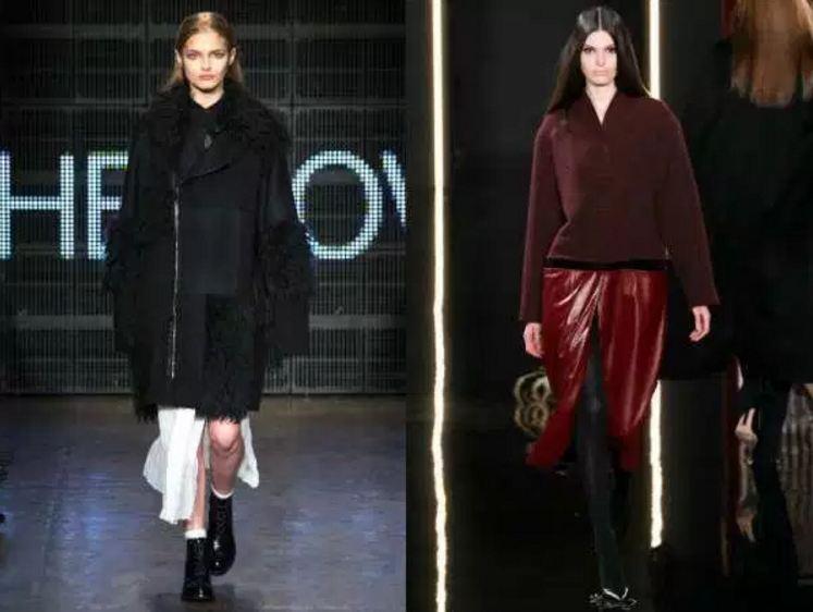 пальто весна 2017 года модные тенденции фото
