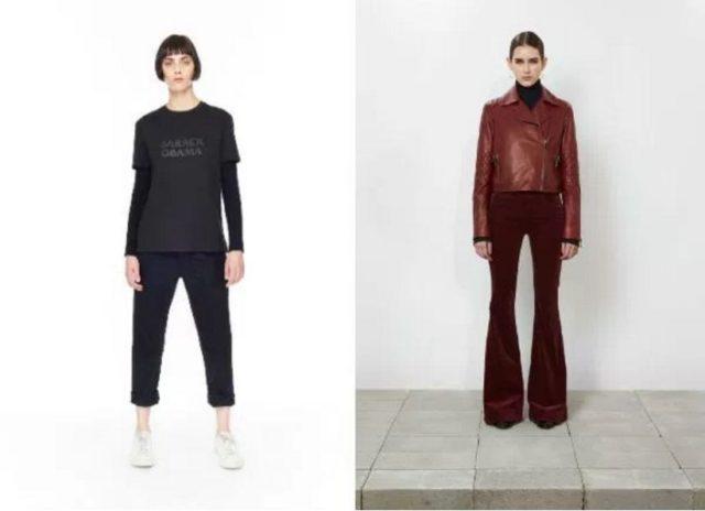 самые модные джинсы 2017 фото женские