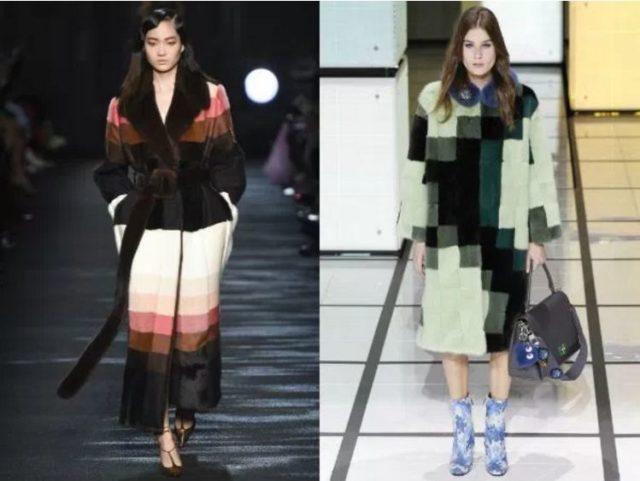 модные пальто осень 2017 фото женские