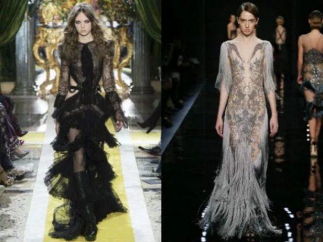 элементы декора платья