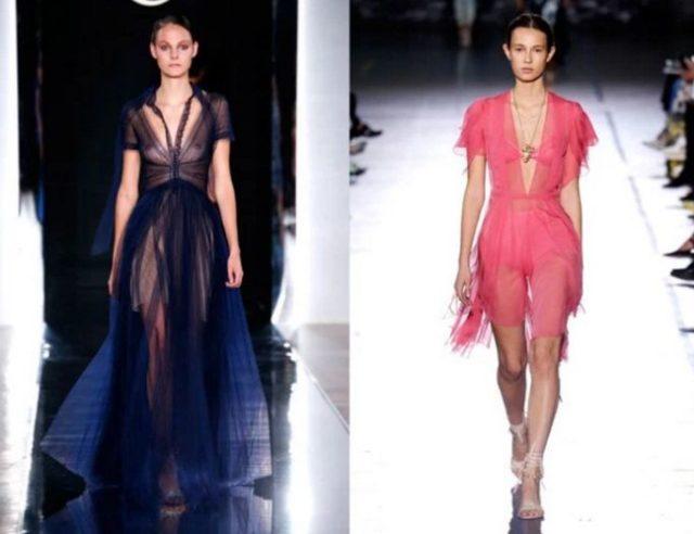 платья мода 2017 фото