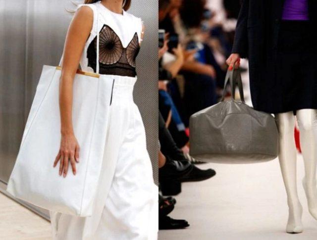 женские сумки мода