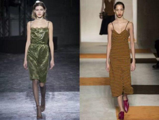 мода весна 2017 тенденции фото