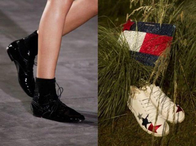 тенденции моды весна лето 2017 обувь