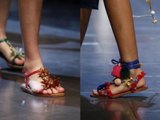женская обувь 2017 фото