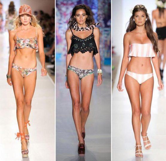 купальники 2016 года модные тенденции