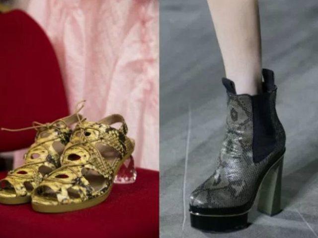 модные тенденции обуви весна 2017