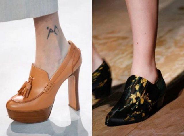 обувь весна лето 2017 фото женская