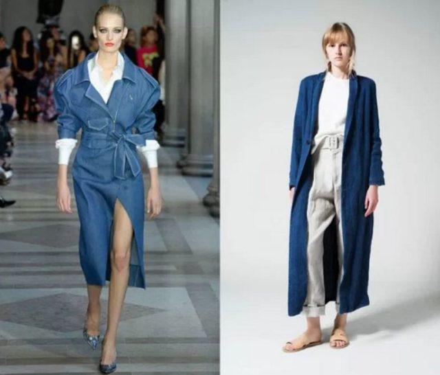 пальто 2017 года модные тенденции фото