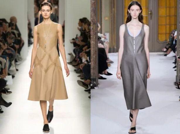модные платья 2017 новинки