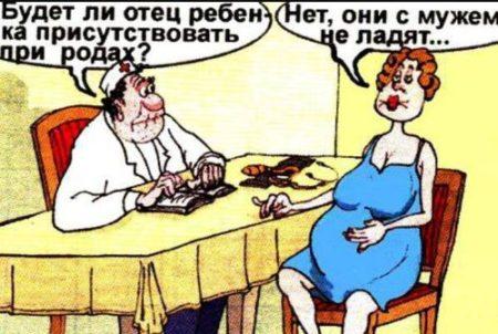 смешные анекдоты до слез про мужа и жену короткие читать онлайн бесплатно