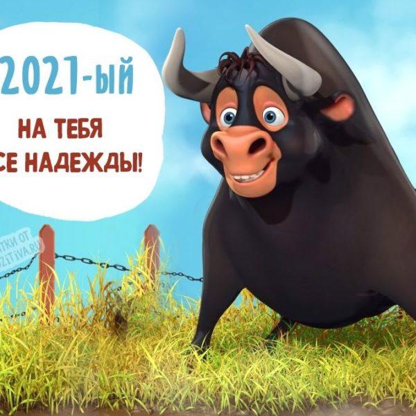 поздравления с новым годом б ко р